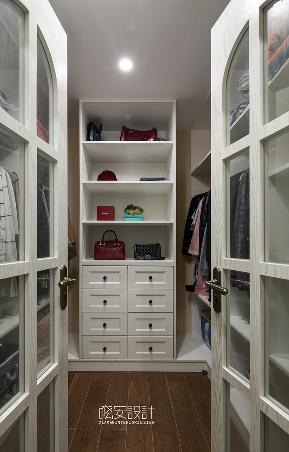 混搭 白领 小资 欧式 80后 田园 简约 衣帽间图片来自周晓安在晓安设计|蔚蓝海洋的分享