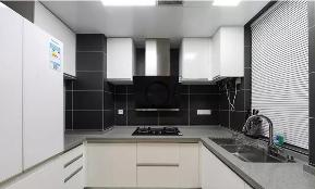 现代 三居 白领 厨房图片来自成都天伦美装饰在天府逸家-现代的分享