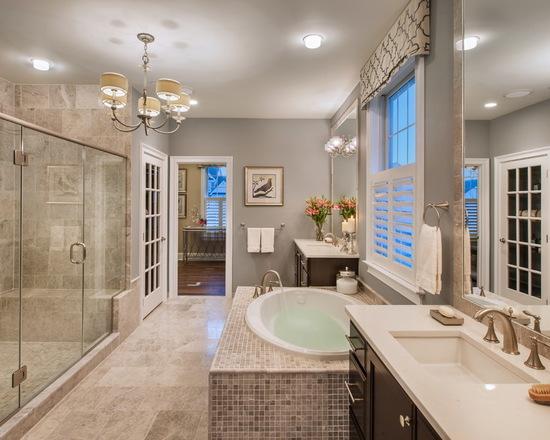简约 北辰红橡墅 美式 别墅 卫生间图片来自别墅设计师杨洋在北辰红橡墅的美式风格贵气之感的分享