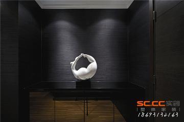 西固芙瑞国际160㎡黑色新房
