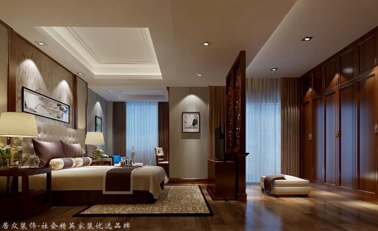 中式 别墅 厨房图片来自杭州居众装饰集团设计院在吉祥半岛 -中式-320平的分享