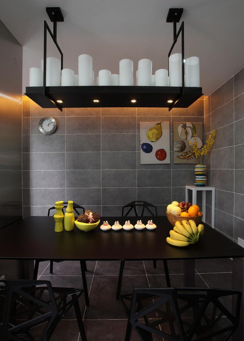 北欧 简欧 现代 温馨 家装 装修 西安 设计 餐厅图片来自翼森设计在翼森北欧风情的分享