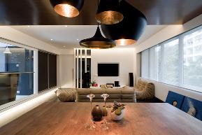 欧式 北欧 简约 现代 温馨 西安 装修 设计 客厅图片来自翼森设计在一屋一风情的分享