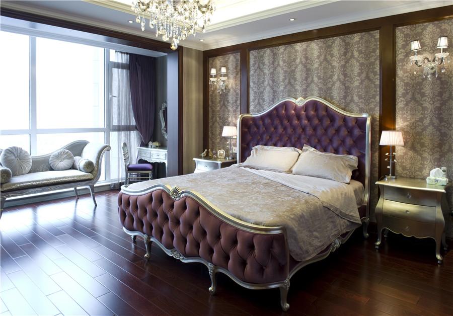 欧式 田园 混搭 二居 三居 白领 旧房改造 80后 卧室图片来自成都上舍居装饰在大户型装修,高大尚就这么简单的分享