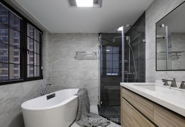 简约 混搭 三居 白领 收纳 80后 小资 卫生间图片来自周晓安在晓安设计|素白的分享