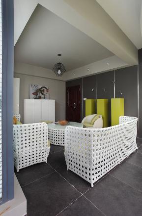 北欧 简欧 现代 温馨 家装 装修 西安 设计 客厅图片来自翼森设计在翼森北欧风情的分享