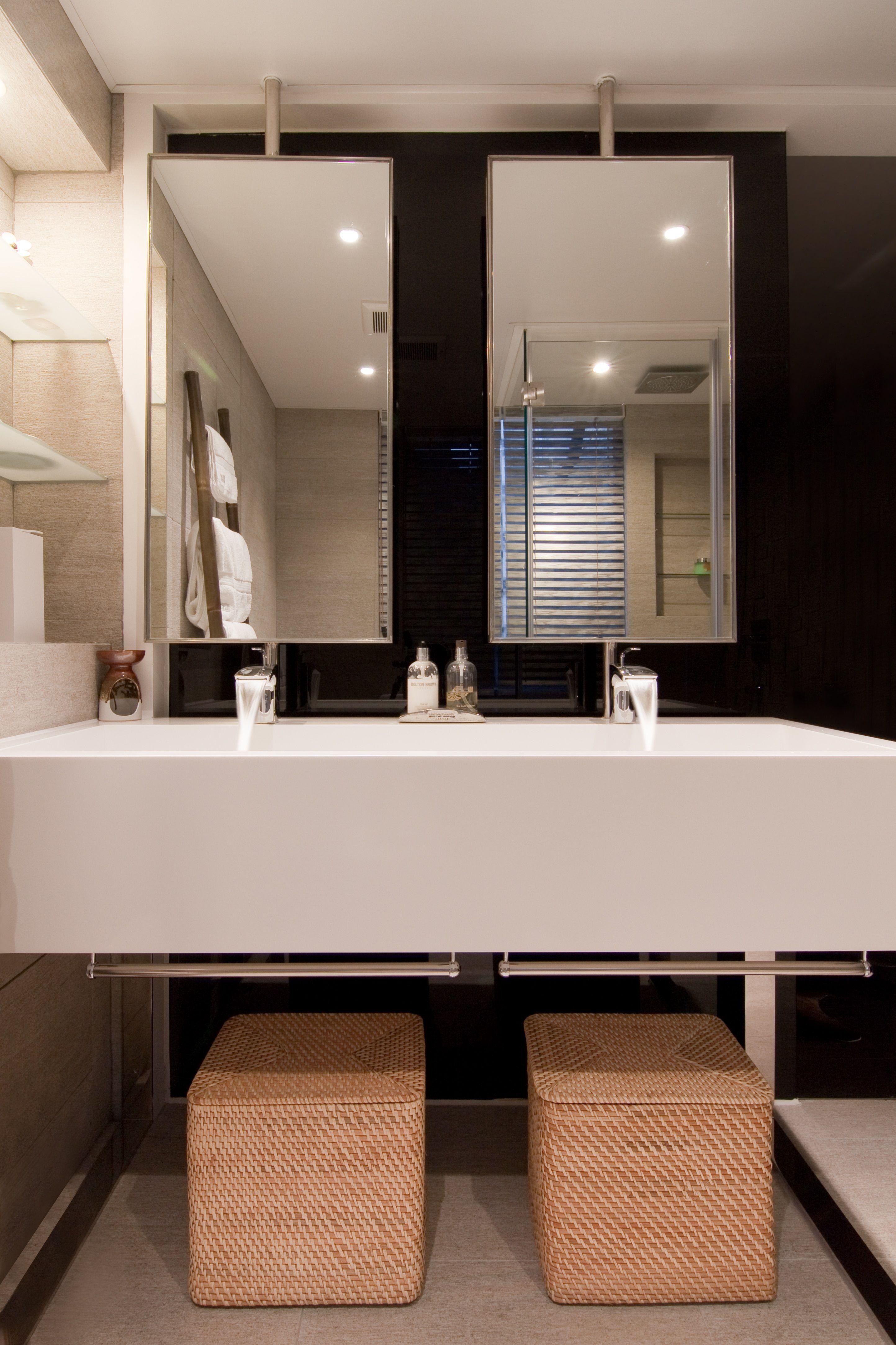 欧式 北欧 简约 现代 温馨 西安 装修 设计 卫生间图片来自翼森设计在一屋一风情的分享