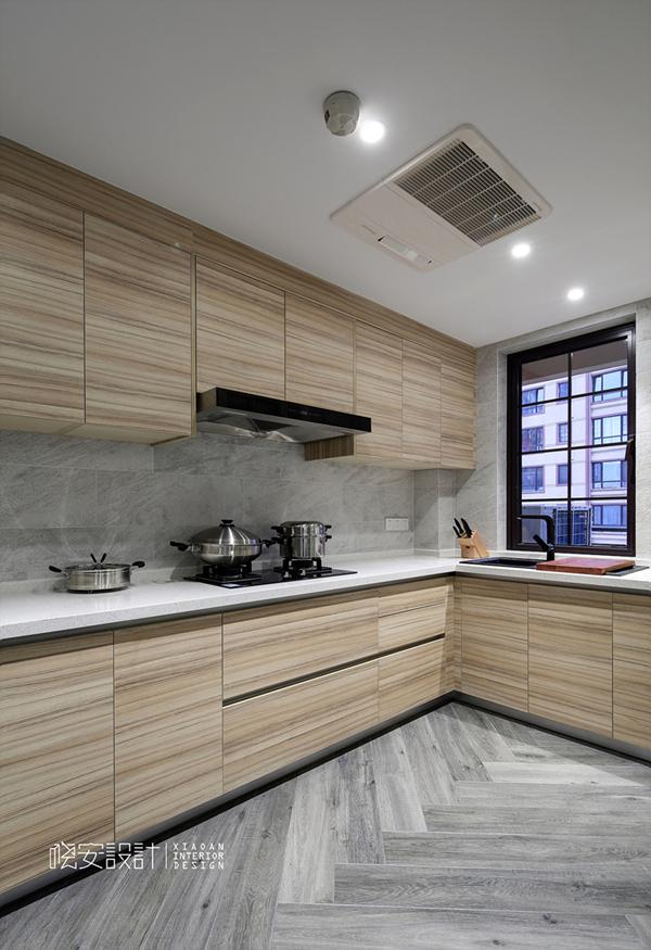 简约 混搭 三居 白领 收纳 80后 小资 厨房图片来自周晓安在晓安设计 素白的分享