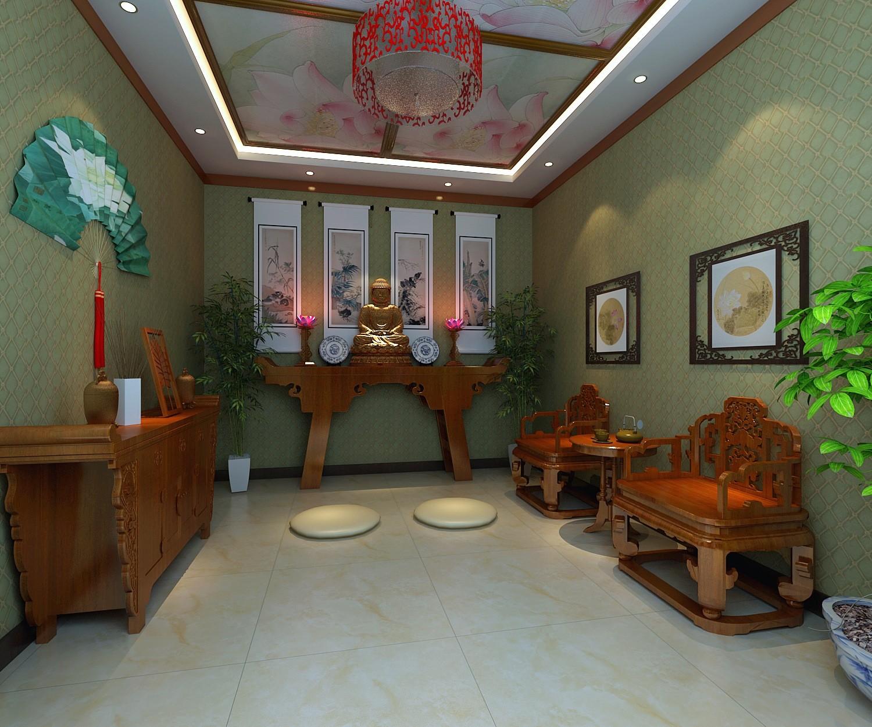 中式 其他图片来自天津白天鹅装饰工程有限公司在路劲太阳城新中式的分享