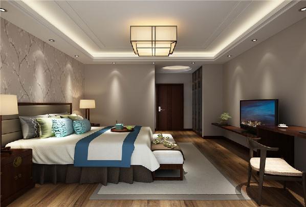 复地御香山-500平方米-----卧室