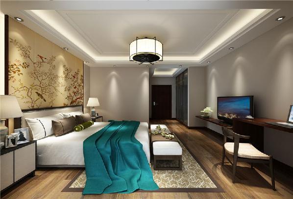 复地御香山-500平方米---卧室