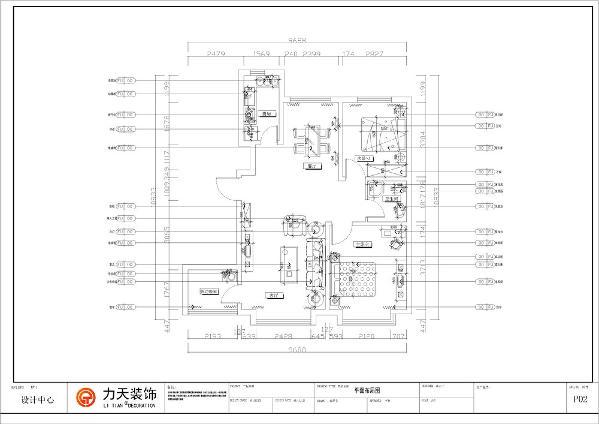 本户型为奥莱城小高层标准层B户型两室两厅一厨一卫95平方米的户型,首先从入户门进入顺时针方向依次为厨房、餐厅、次卧室、卫生间、主卧室、客厅和多功能间。整体布局比较合理、南北通透、采光好。