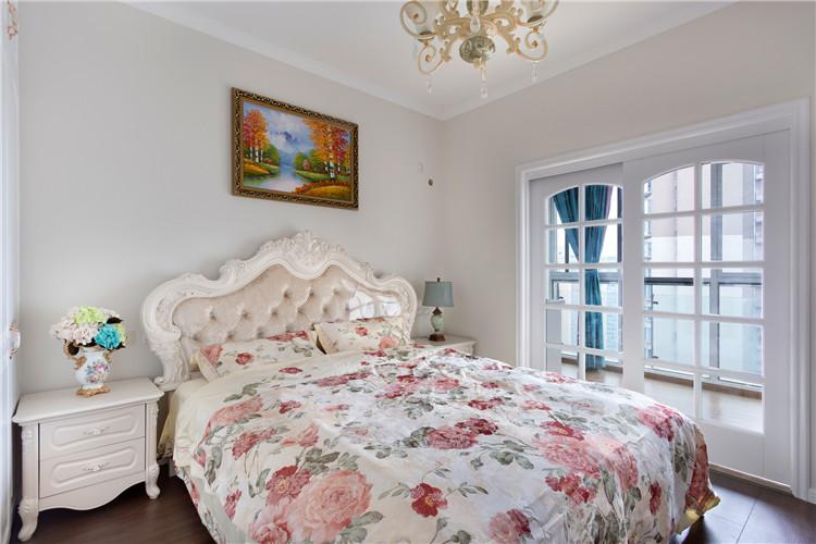 卧室图片来自西安福尚装饰家装体验馆在长安大街3号两室两厅装修效果图的分享