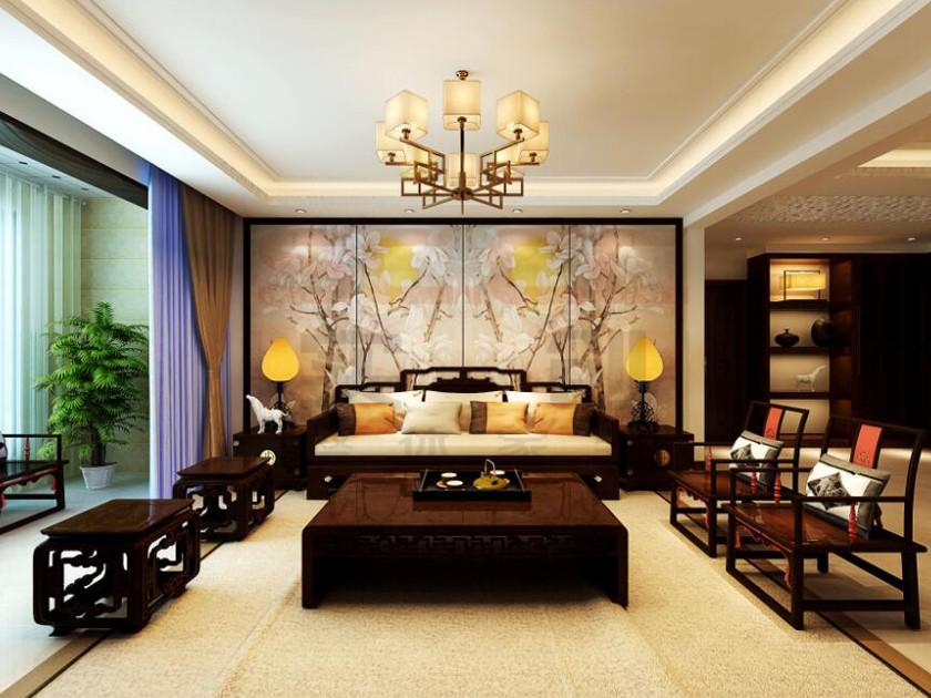 石家庄实创 石家庄装修 完美家装 国际城 室内设计 客厅图片来自实创装饰石家庄在石家庄国际城-装修款全额返的分享