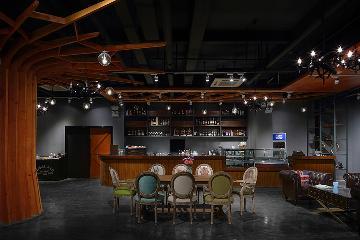 唐娜咖啡厅·让神秘的浪漫蔓延