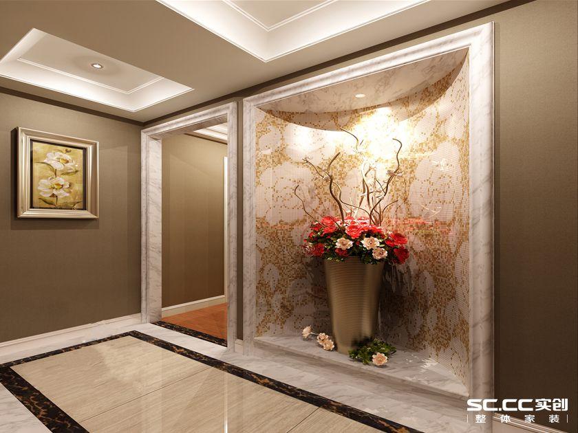 简约 别墅 其他图片来自实创装饰上海公司在汇锦城欧式别墅210㎡装修案例的分享