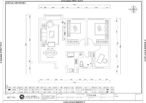 本户型为天房天拖102㎡三室两厅一卫一厨。