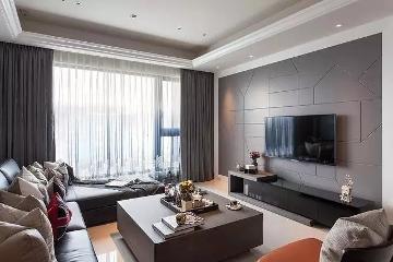 【新房装修】现代风格设计案例