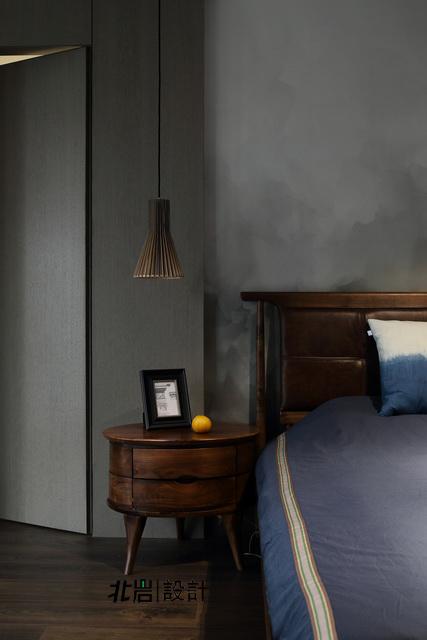 简约 收纳 旧房改造 卧室图片来自北岩DESIGN在墨染--北岩设计实景作品的分享