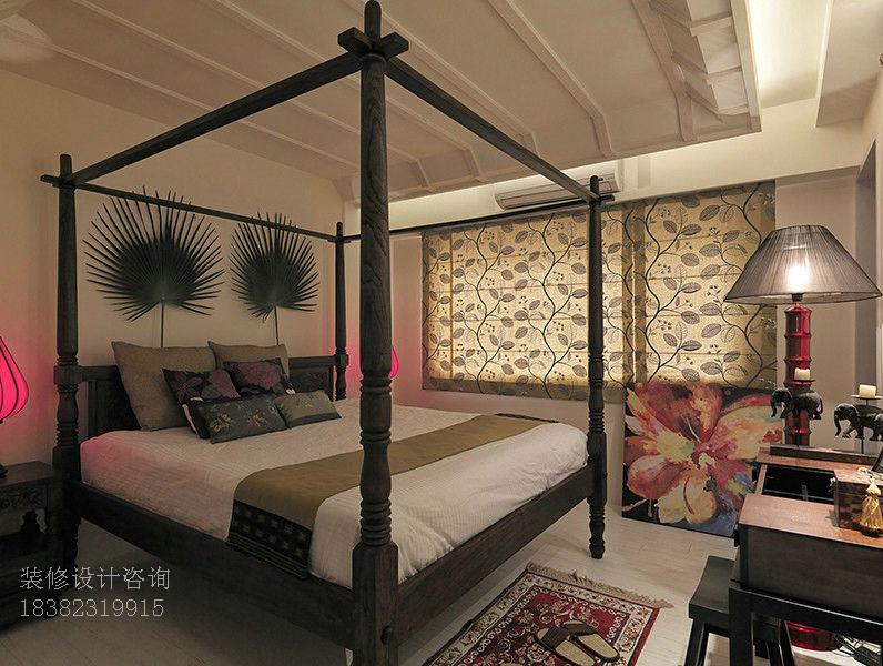 东南亚风情 卧室图片来自成都-丰立装饰集团在东南亚浪漫风情享受品位生活的分享