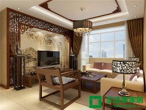 中式 二居 收纳 80后 小资 生活家家居 其他图片来自天津生活家健康整体家装在凤凰城 中式风格的分享