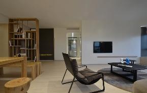 简约 北欧 现代 温馨 客厅图片来自翼森设计在北欧·翼森设计的分享