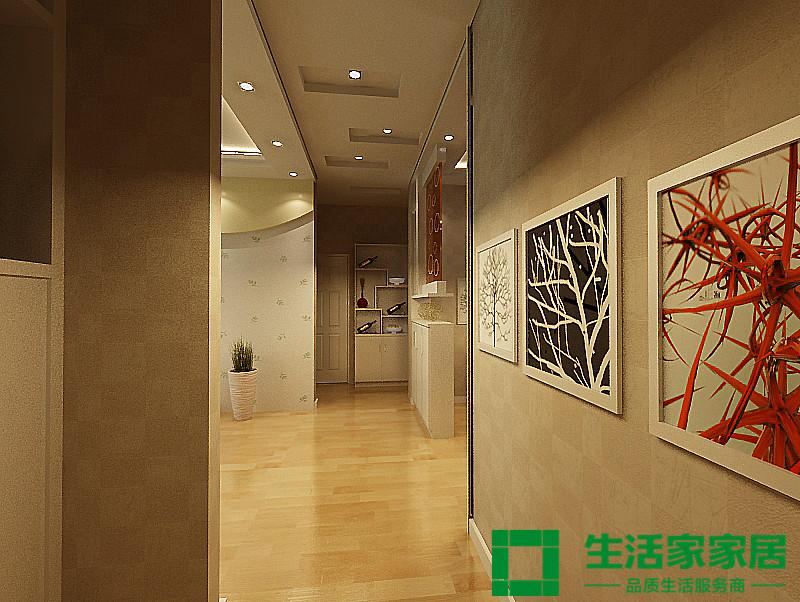 其他图片来自天津生活家健康整体家装在奥克斯盛世 97平米的分享