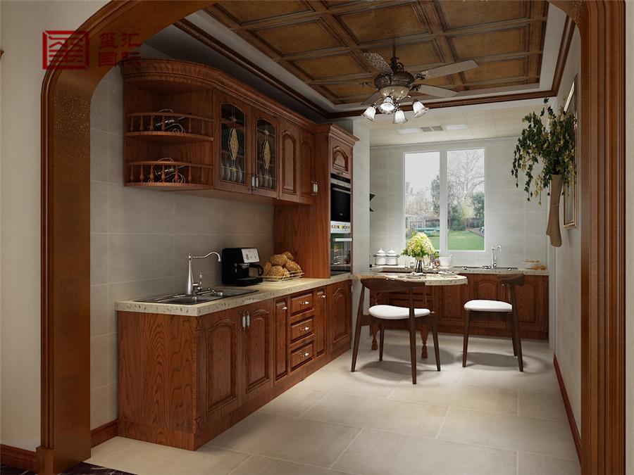 三居 混搭 白领 玺汇国际 厨房图片来自河北玺汇国际装饰公司在136平玫瑰湾混搭风格的分享