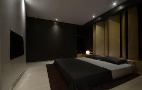 简约 北欧 现代 温馨 卧室图片来自翼森设计在北欧·翼森设计的分享