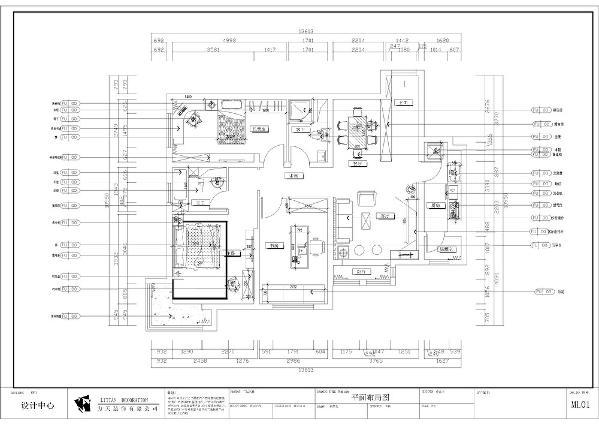 从入户门进入顺时针依次是走廊、厨房和储藏室、客厅和阳台、书房、主卧、次卧。餐厅、客厅、走廊三者之间没有明显的隔断走廊两边的距离较小,需要定制较窄的鞋柜,可以通过家具或者地面、顶面来区分三者的空间