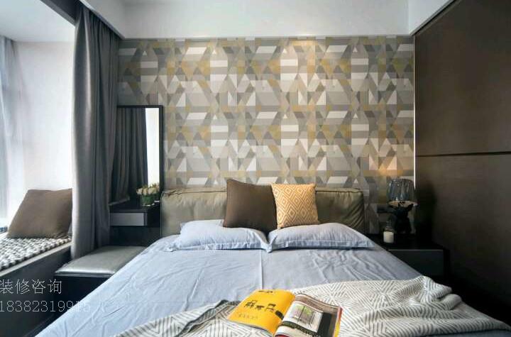 卧室图片来自成都-丰立装饰集团在简约-灰色的分享