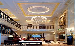复式 其他 客厅图片来自合肥居众装饰设计工程有限公司在半岛1号-其他风格-280㎡的分享