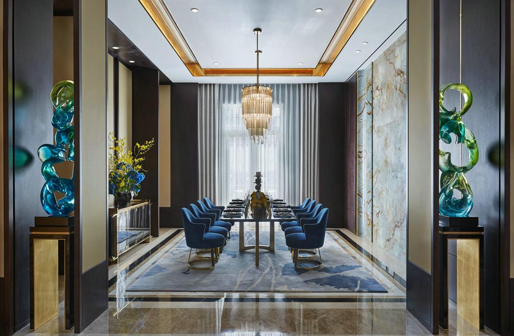 新中式图片来自态美高端室内设计在新中式设计的分享
