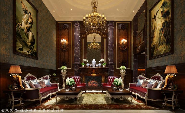 欧式 别墅 其他图片来自杭州居众装饰集团设计院在田园牧歌-欧式风格-500平的分享