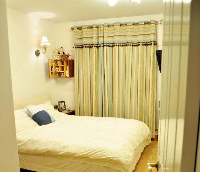 二居 地中海 客厅效果 小户型装修 苹果装饰 卧室图片来自武汉苹果装饰在苹果装饰-福星惠誉东湖城的分享
