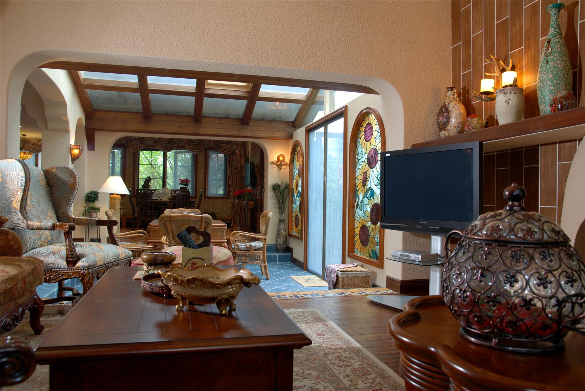 图片来自态美高端室内设计在东南亚风格的分享