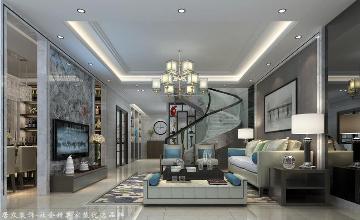 银树湾-现代风格-205平