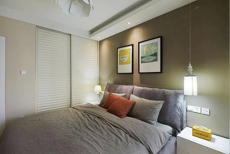 混搭 二居 客厅装修 全包装修 苹果装饰 卧室图片来自武汉苹果装饰在南湖巴黎春天的分享