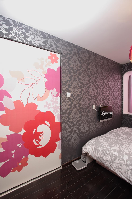 简约 旧房改造 80后 小资 田园 卧室图片来自厅宇设计在年轻化的简约风——厅宇出品的分享