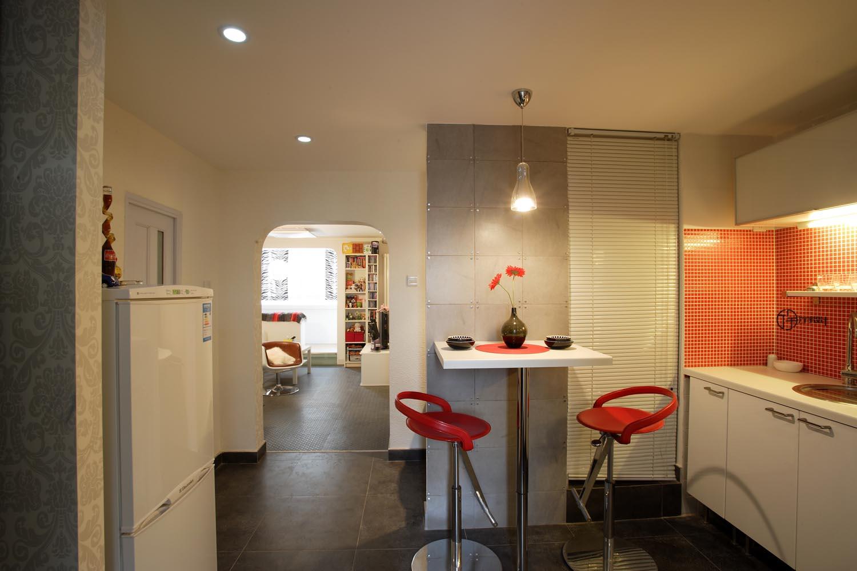 简约 旧房改造 80后 小资 田园 餐厅图片来自厅宇设计在年轻化的简约风——厅宇出品的分享