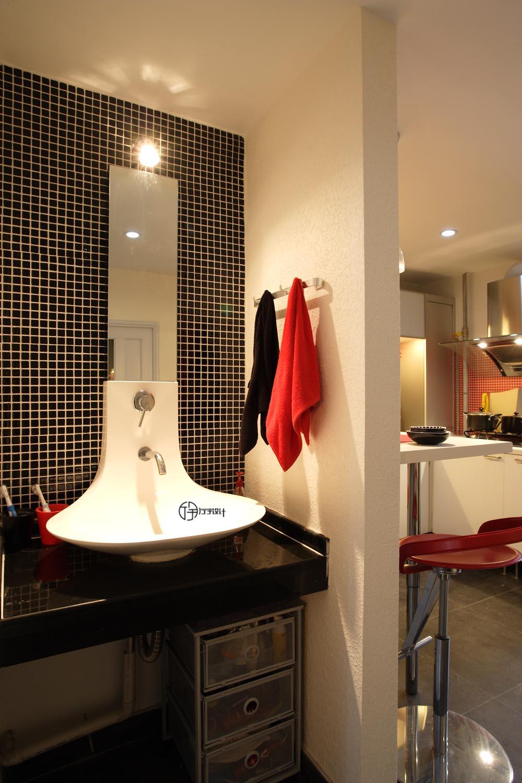 简约 旧房改造 80后 小资 田园 卫生间图片来自厅宇设计在年轻化的简约风——厅宇出品的分享