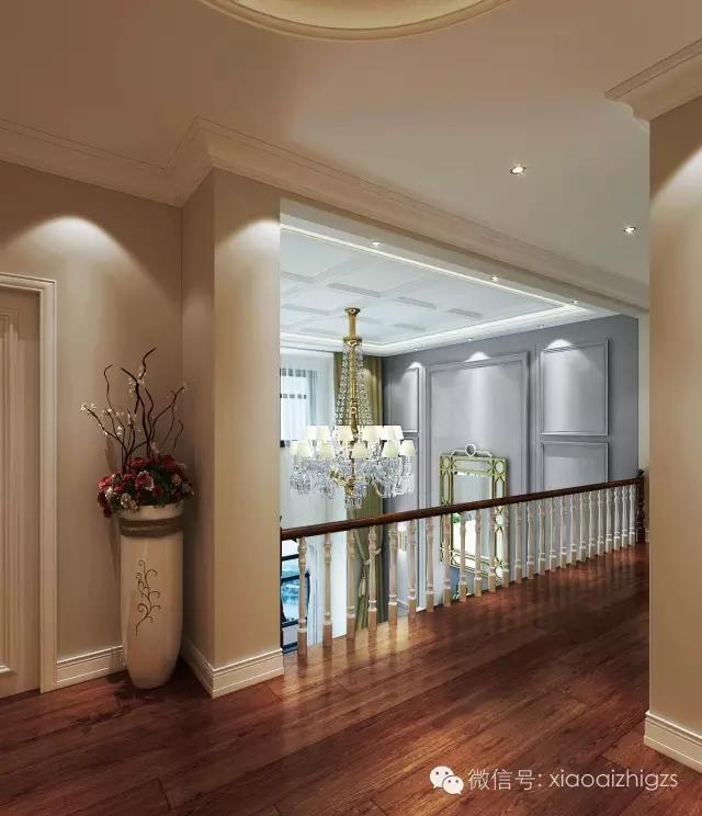 简约 欧式 别墅 其他图片来自实创装饰上海公司在实创装饰大宅定制-时尚简欧风的分享