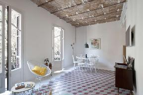 欧式 二居 三居 白领 旧房改造 收纳 80后 阳台图片来自成都上舍居装饰在120平米—— 北欧风格装修的分享