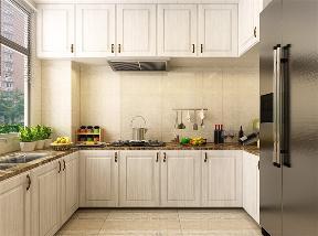 三居 中式 江南城 简约 收纳 小资 旧房改造 白领 厨房图片来自阳光rime-晓璐在力天装饰-江南城-新中式-139㎡的分享