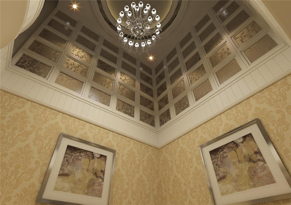 别墅 收纳 小资 美式 其他图片来自天津白天鹅装饰工程有限公司在俊城御墅,美式风的分享