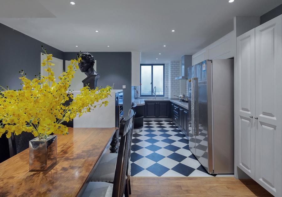 欧式 北欧图片来自小小家装设计咖63在天通苑北二区110平米北欧风格的分享