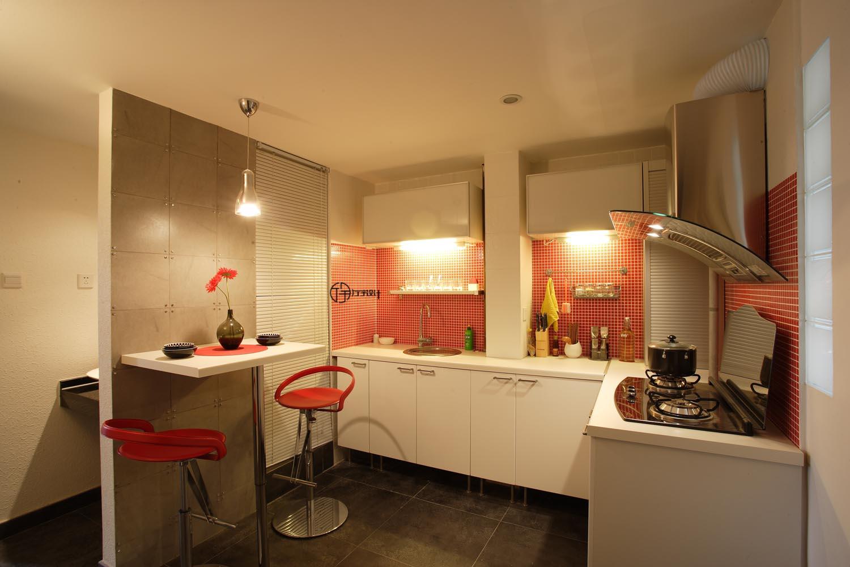 简约 旧房改造 80后 小资 田园 厨房图片来自厅宇设计在年轻化的简约风——厅宇出品的分享