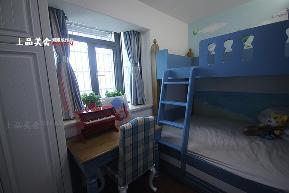 二居 旧房改造 80后 地中海 儿童房图片来自上品美舍在情定爱琴海的分享