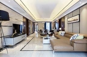 港式 四居 白领 别墅 小资 客厅图片来自成都-丰立装饰集团在港式-不一样的感觉的分享