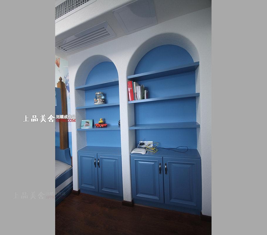 二居 旧房改造 80后 地中海 儿童房图片来自刘耀成在情定爱琴海的分享